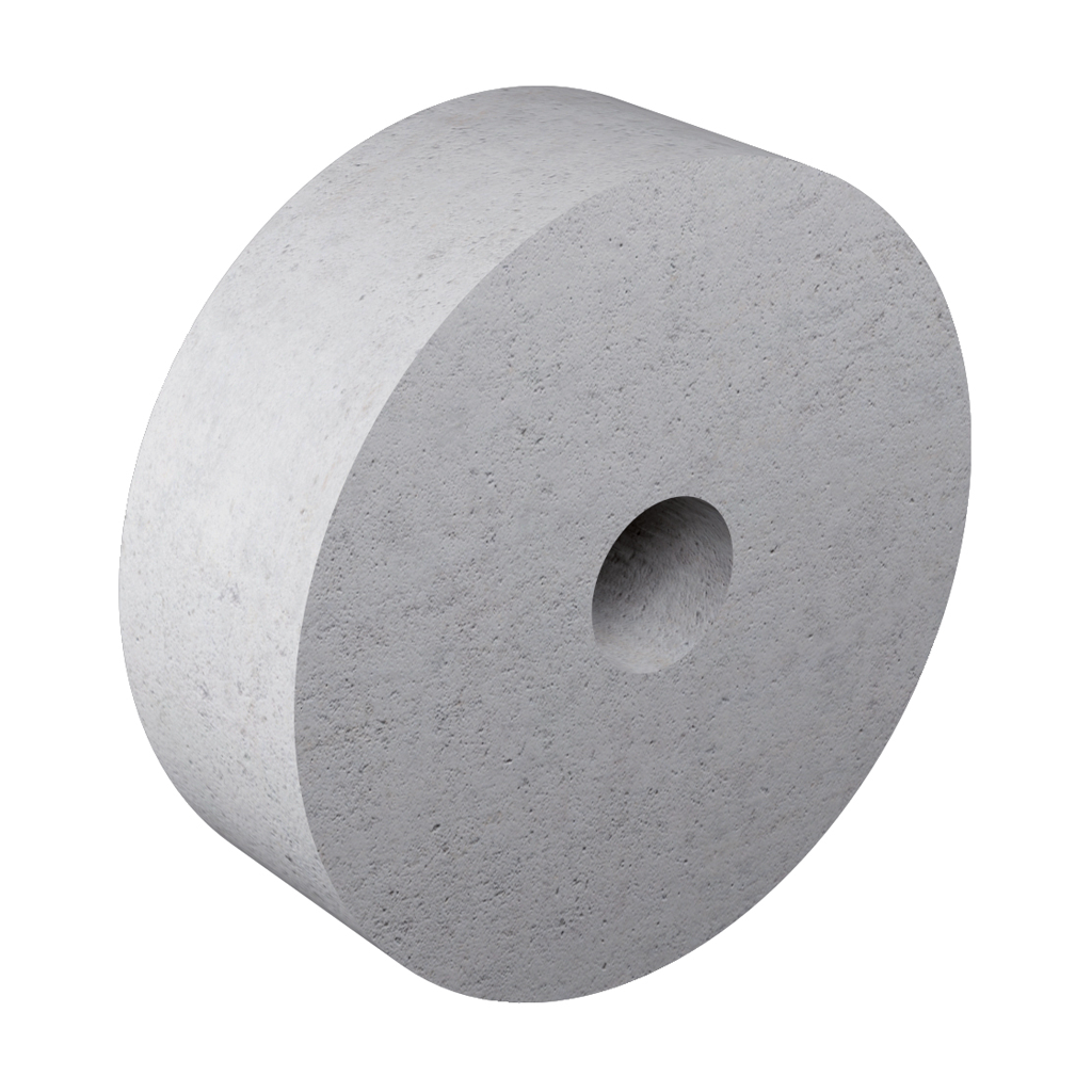 Faserbetonabstandhalter Rolle