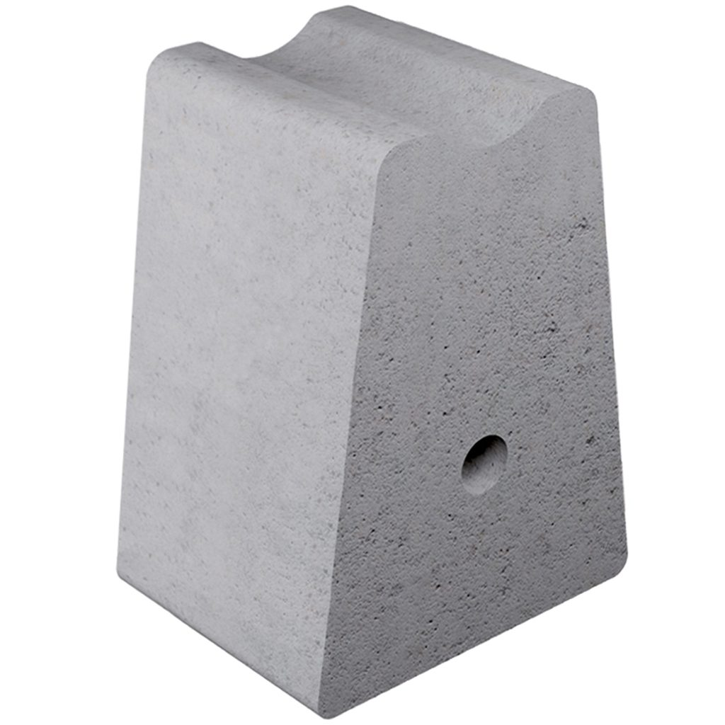 Concrete spacer