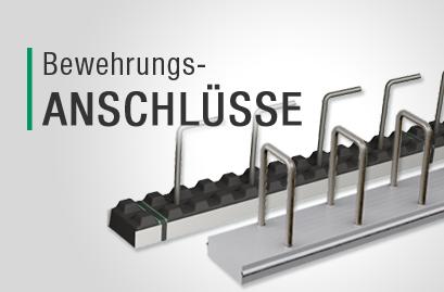 EXTE Nienburg Kategorie Bewehrungsanschlüsse